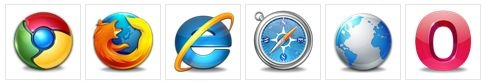 Which browsers are supported?